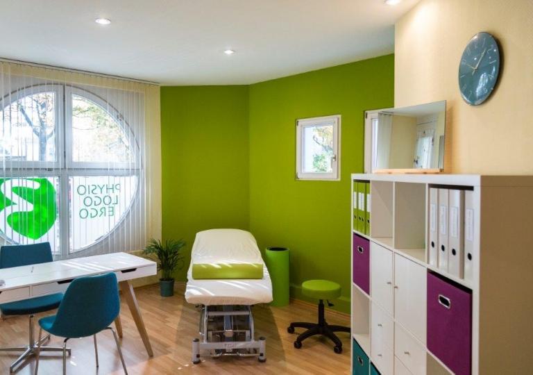 Ergotherapie Behandlungsraum 1